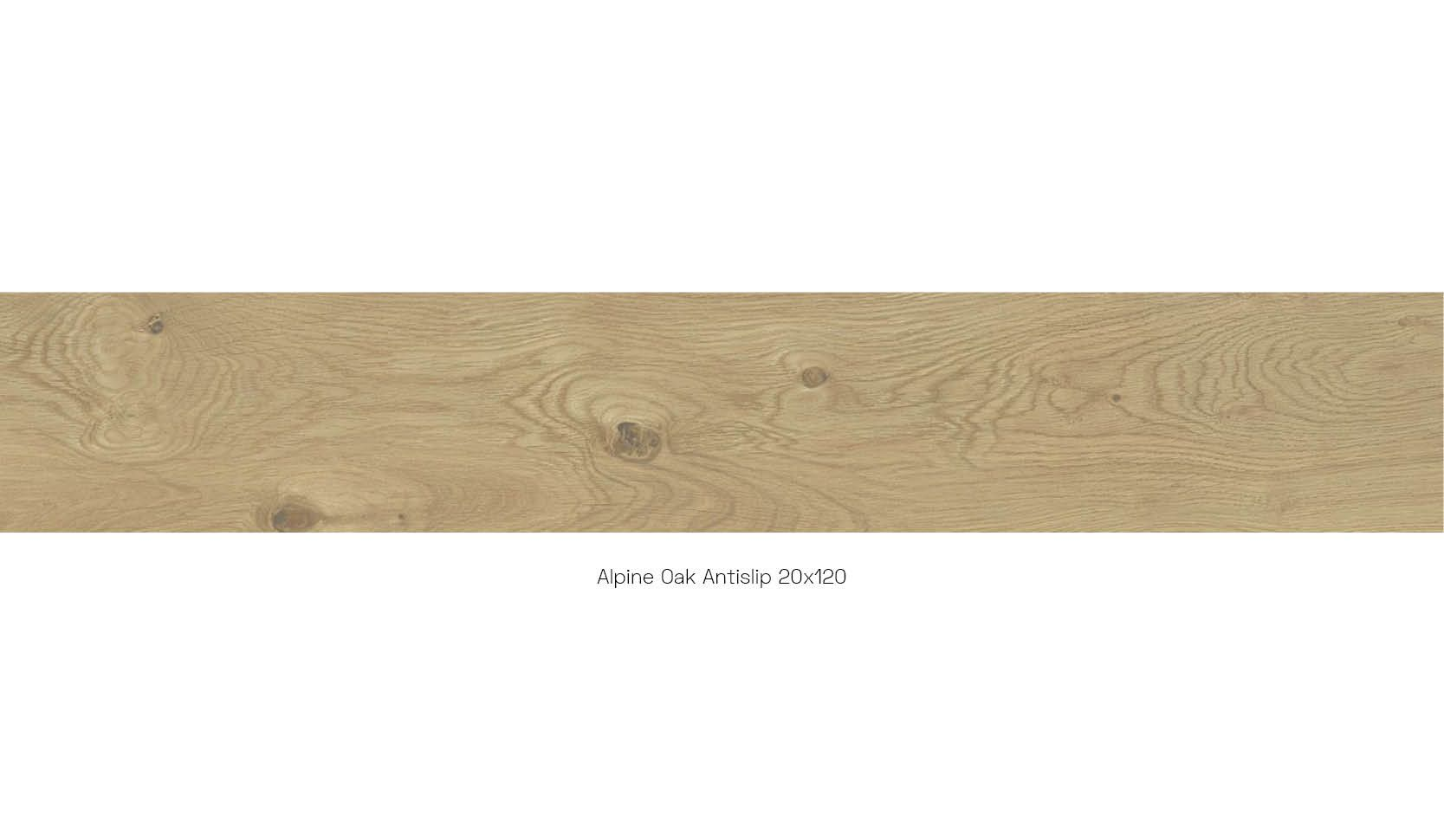 Alpine oak antislip 20 x 120