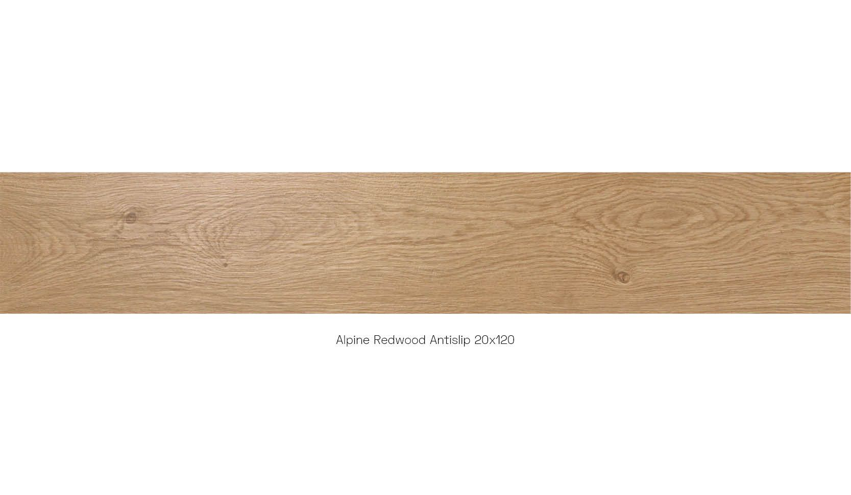 Alpine redwood antislip 20 x 120
