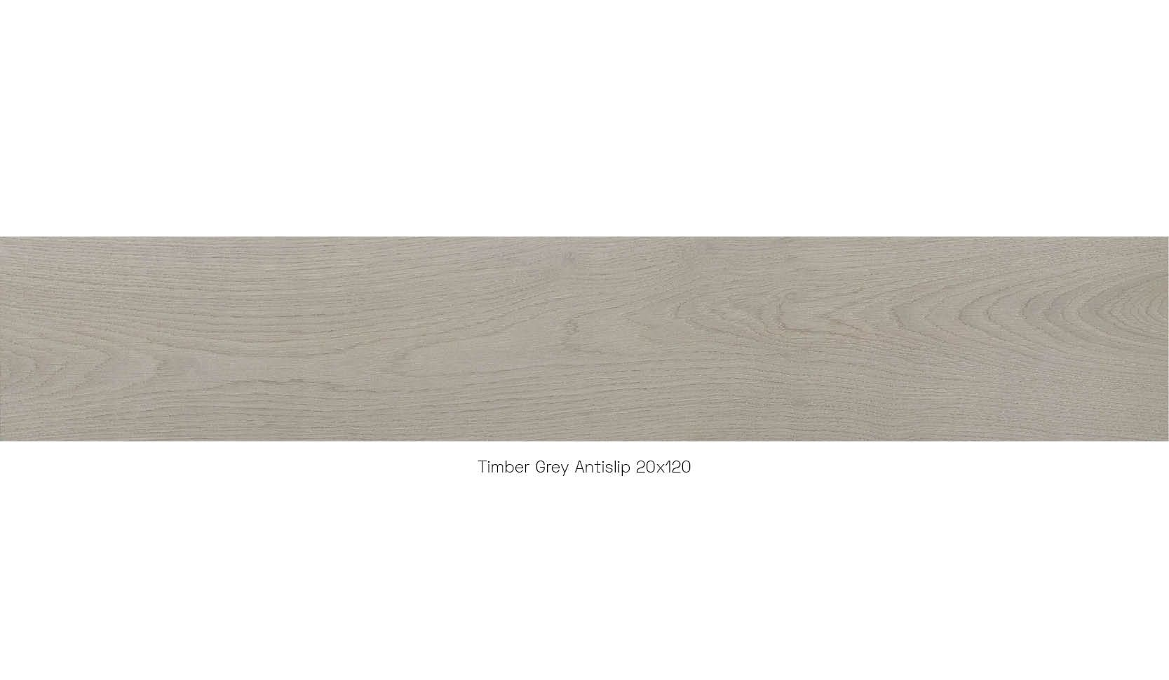 Timber grey antislip 20 x 120