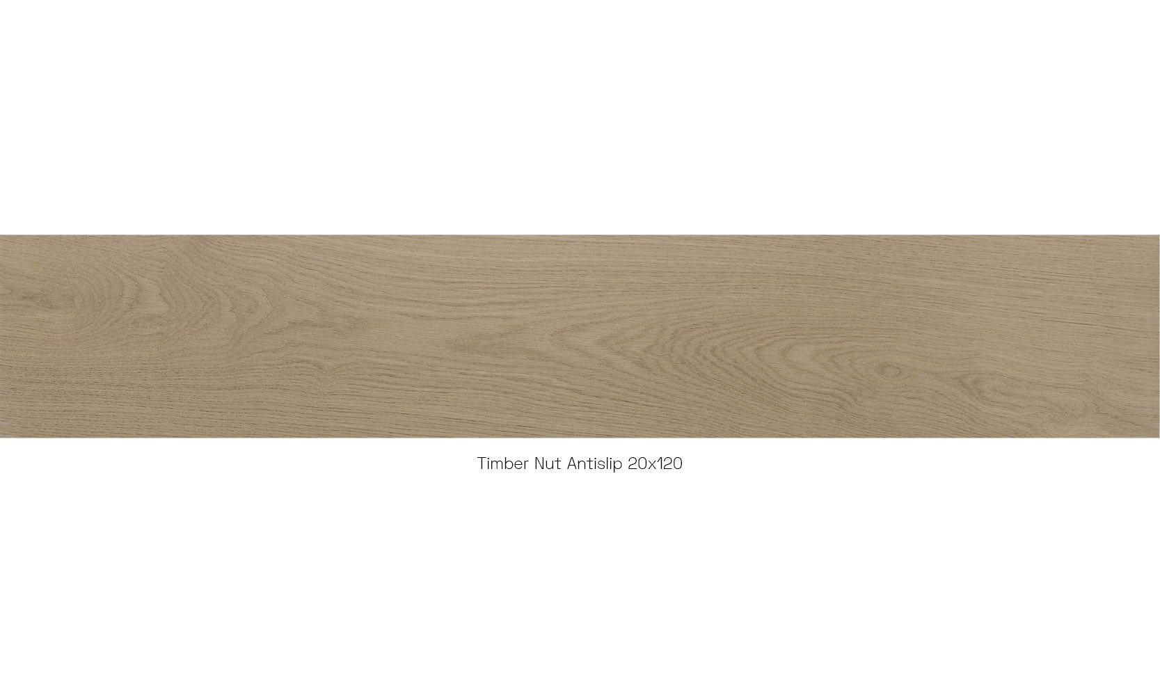 Timber nut antislip 20 x 120