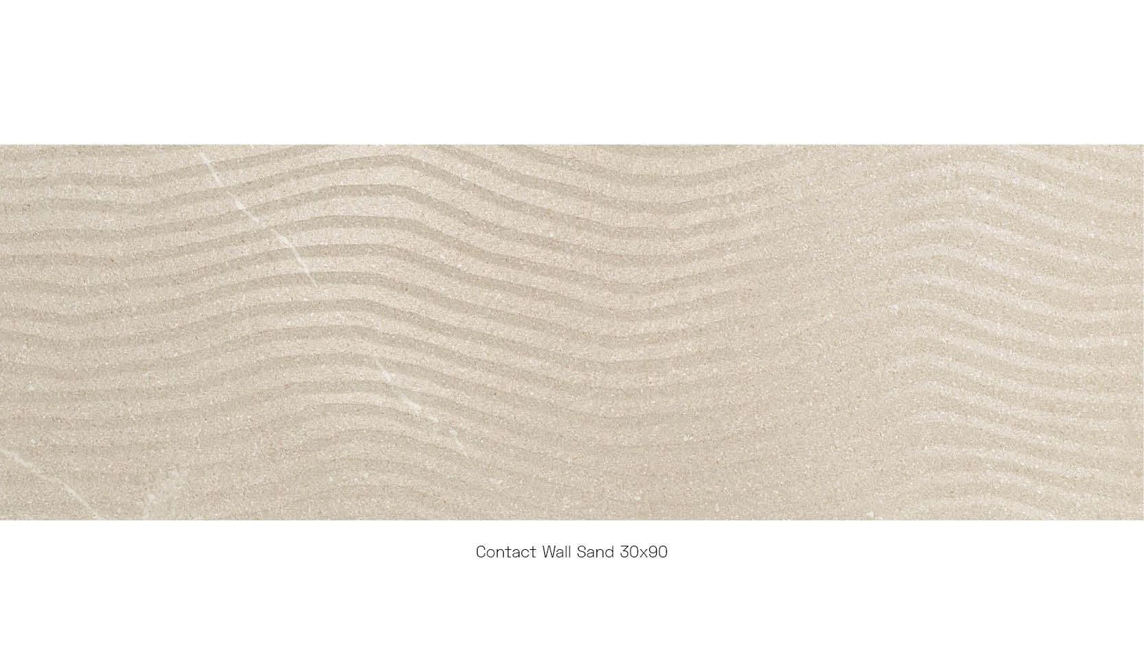 Contact wall sand 30 x 90