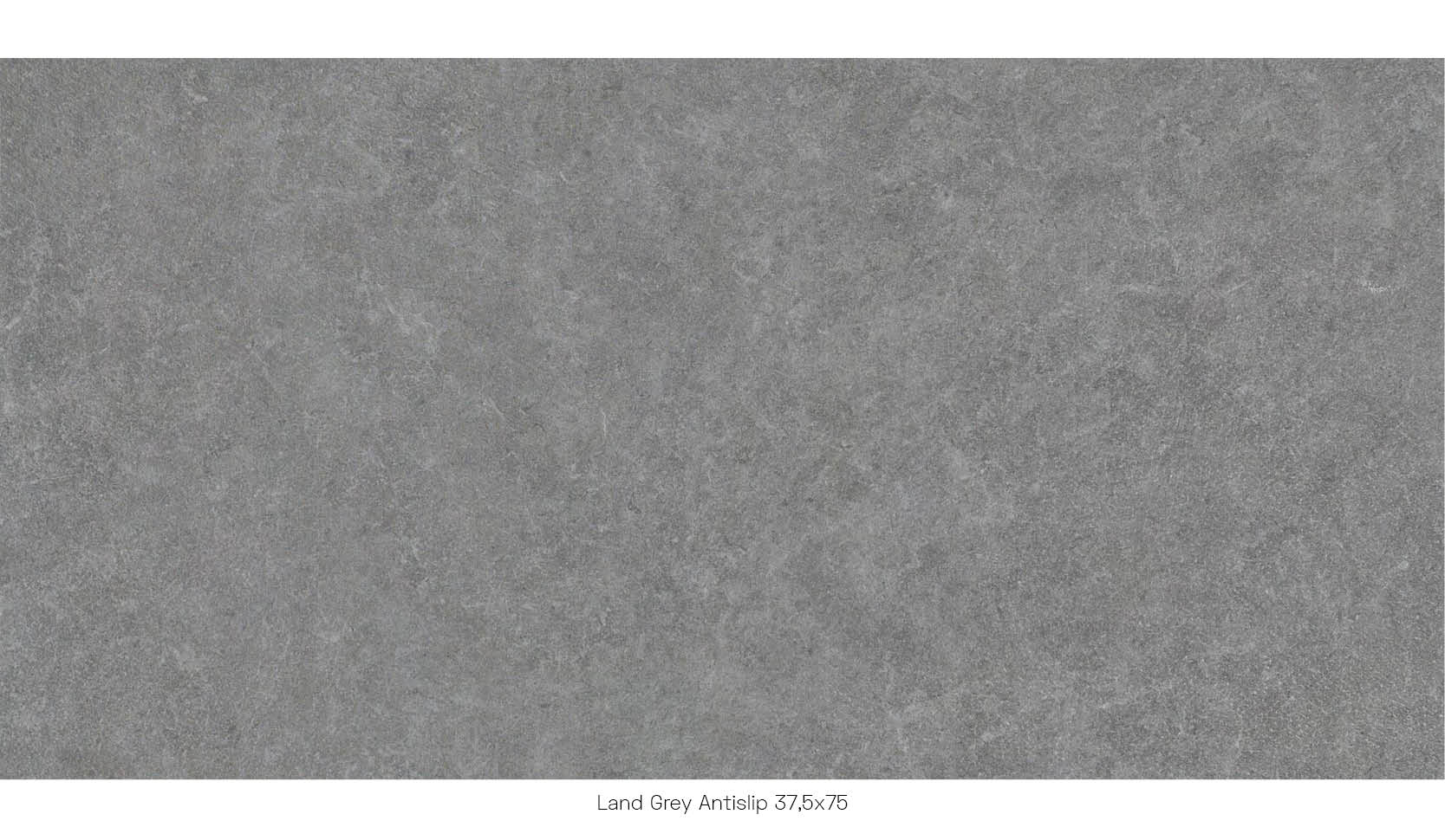 Land Grey Antislip 37,5 x 75