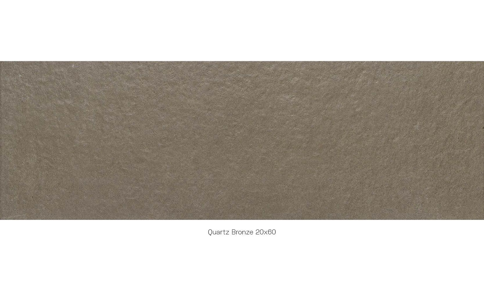 Quartz Wall Bronze 20 x 60