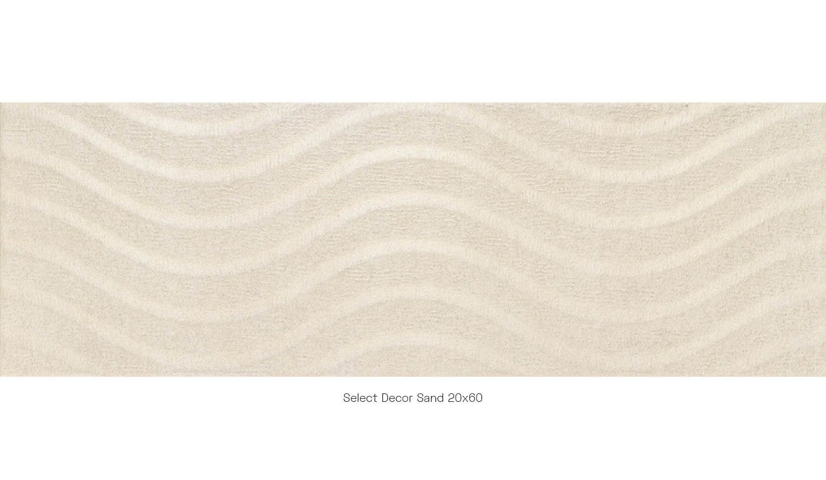 Select Decor Sand 20 x 60